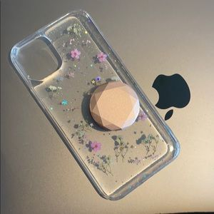 Accessories - *REDUCED* BN IPhone 11 Pro Case with Popsocket